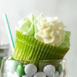 shamrock-milkshake-cupcakes
